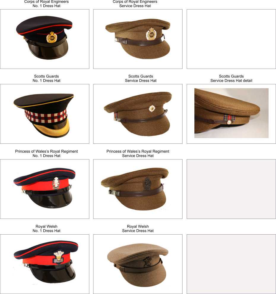 d44613c3af9 Cooper Stevens Headware - Military Headwear